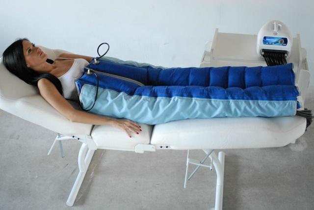 Varikoz y la condensación en el pie